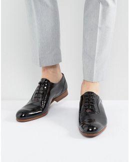 Haiigh Patent Oxford Shoes