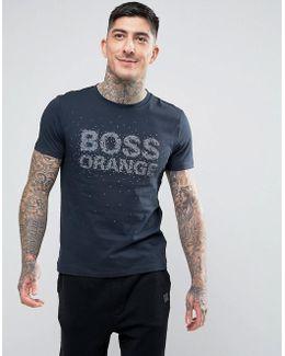 By Hugo Boss Turbulence 1 Logo T-shirt Navy