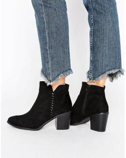 By Dune Heel Boot