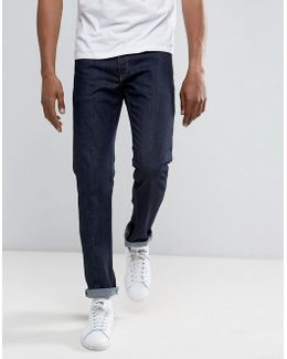 Grover Straight Taper Fit Rinse