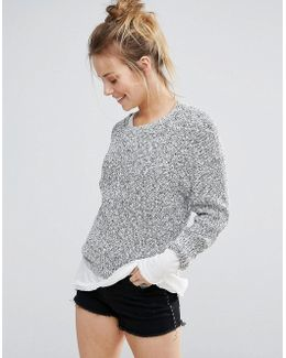 Electicity City Knit Jumper