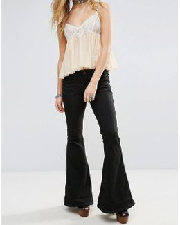 Stella Fit And Flare Jeans