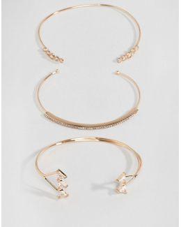 Vanhese Stacking Bracelets