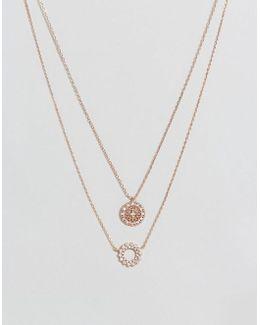 Natisone Rose Gold Necklace
