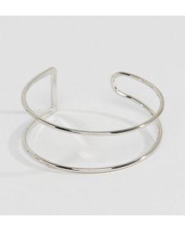 Minimal Cuff Bracelet