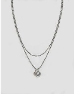 Neckchain Pack With Burnished Coins