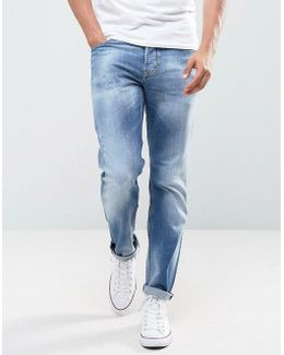 Larkee-beex Tapered Jeans 084gq
