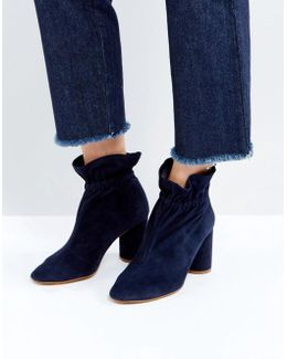 Kg By Kurt Geiger Suede Ankle Boots