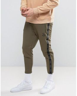 Vintage Joggers In Navy