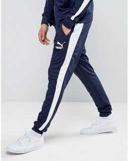 Joggers In Navy