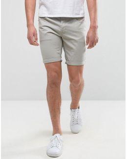 Intelligence Chino Shorts In Regular Fit