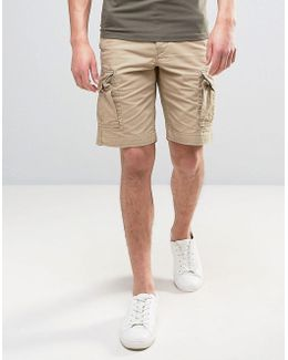 Intelligence Cargo Shorts In Loose Fit