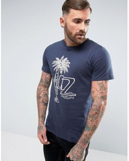 Vintage T-shirt With Graphic Print