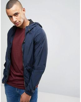 Vintage Light Weight Hooded Jacket
