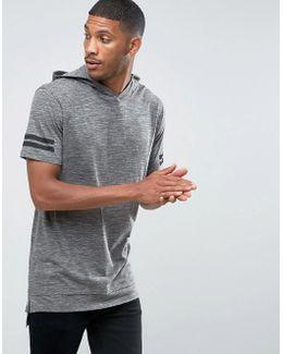 Core Hooded Oversized T-shirt