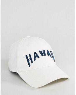Baseball Cap Hawaii
