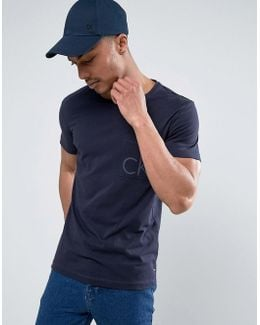 Calvin Klein Logo Pocket T-shirt