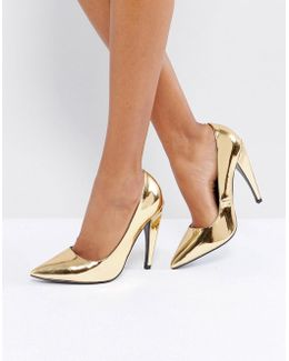 Prosecco Pointed High Heels