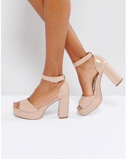 Heidi Heeled Sandals