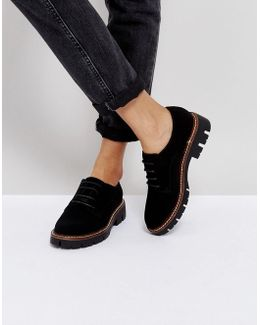 Magnify Chunky Brogues