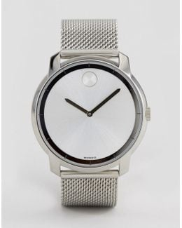 Bold 3600260 Mesh Watch In Silver
