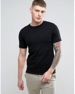 Raised Textured T-shirt
