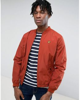 Long Sleeve Light Weight Bomber Jacket