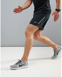 Flex Phenom 2-in-1 Shorts In Black 683215-010