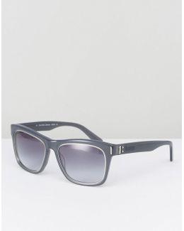 Ck Collection Square Sunglasses