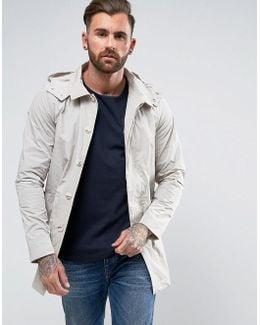 Mac With Detachable Hood