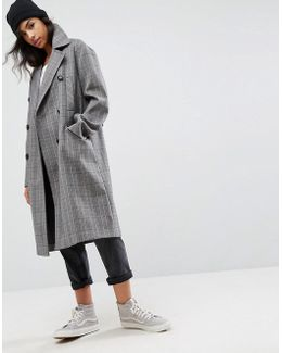 Ultimate Check Coat