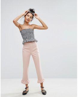 Pephem Crop Trouser