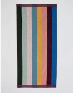 Giant Multi Stripe Towel