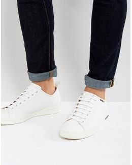 Miyata Sneakers In White