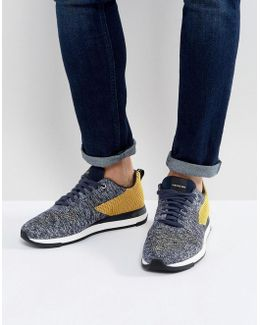 Rappid-mesh Sneakers In Grey