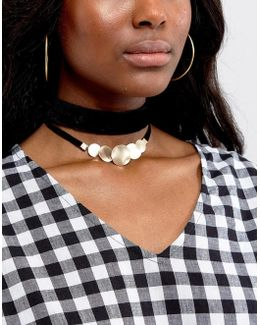 Double Layered Statement Choker