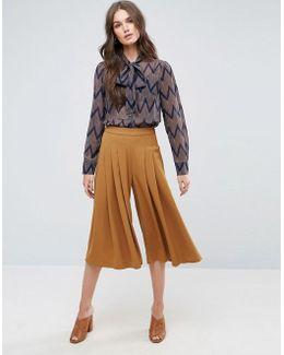 Cama Wide Leg Culottes