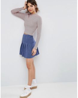 Mini Tennis Skirt