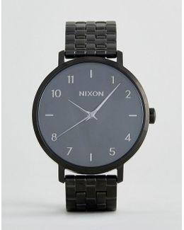 Full Black Arrow Watch