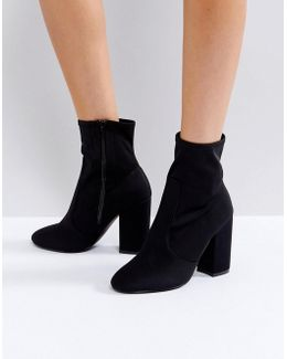 Bambi Heeled Boots