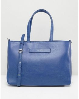 Lesada Tote Bag With Pouch