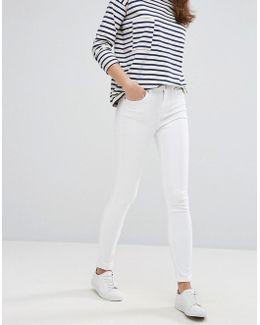 Skinny Highwaisted Jean