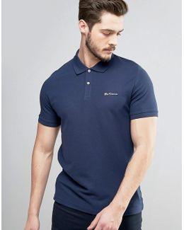 Basic Plain Regular Fit Polo