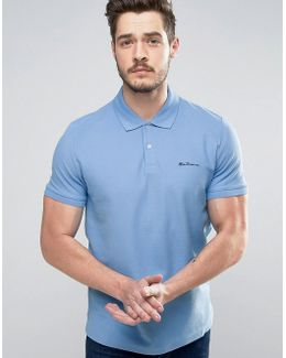 Basic Plain Regular Fit Polo