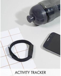 Q Motion Activity Tracker In Black Ftj1101