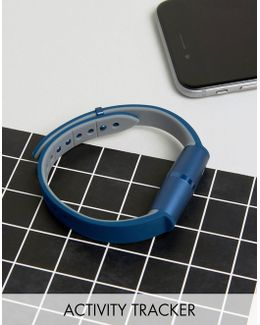 Q Motion Activity Tracker In Blue