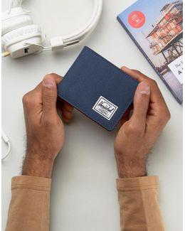 Roy Bi-fold Wallet With Rfid