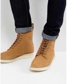 Whiton Hi Suede Boots