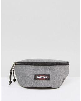 Springer Bum Bag In Grey 2l