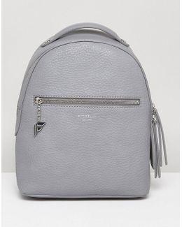 Anouk Mini Backpack In Grey